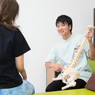 なぜ当院では悩み・痛みを改善できるのか?